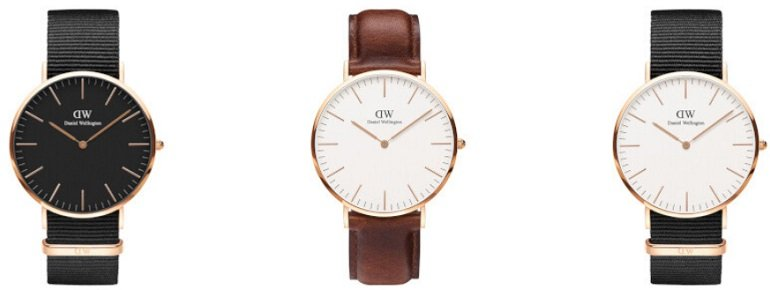 Daniel Wellington Sale Veepee 3