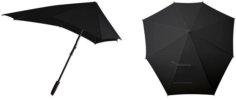 senz Sturm-Regenschirme
