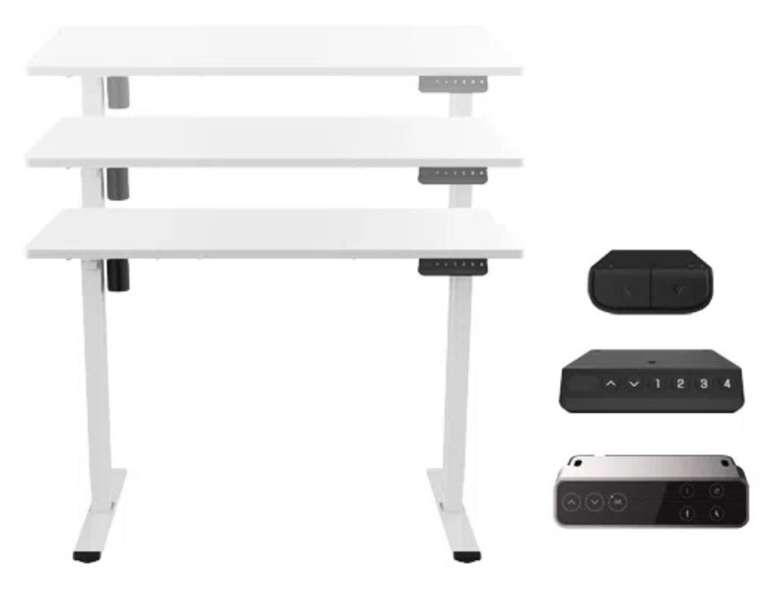 Flexispot EG1 - höhenverstellbares Schreibtisch-Gestell (bis 70kg Tragkraft) für 169,99€ (statt 230€)