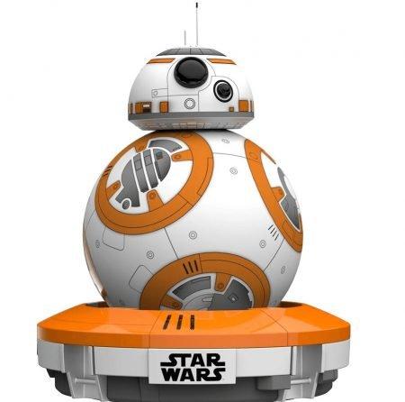 eBay: 5€ Rabatt auf ausgewählte Trends mit 15€ MBW, z.B. Sphero BB-8 für 44,90€