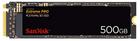 SanDisk Extreme Pro 500GB SSD (M.2, NVMe, 3D-NAND TLC) für 83€ (statt 96€)
