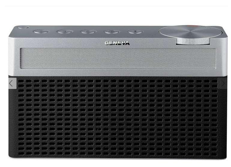 Geneva Touring/S Tragbares Bluetooth und UKW/DAB-Plus Gerät in schwarz für 109€ inkl. Versand (statt 149€)