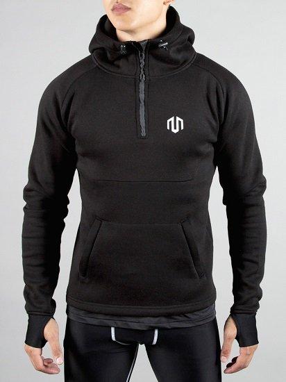 Morotai Sweatshirt 'Neotech Zip Hoodie' in zwei Farben für je 34,84€ inkl. Versand (statt 45€)