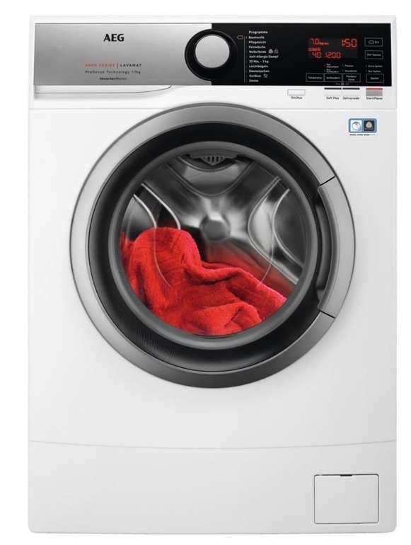 "AEG ""L6SE72475"" Serie 6000 Waschmaschine (7 kg, 1351 U/Min., A+++) für 584,41€ (statt 738€)"