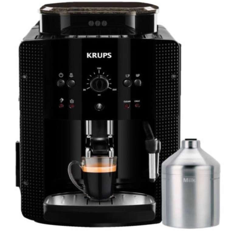 Nur bis 16 Uhr: 10% Rabatt auf Technik bei eBay - z.B. Krups EA 81M8 Kaffeevollautomat für 179,91€