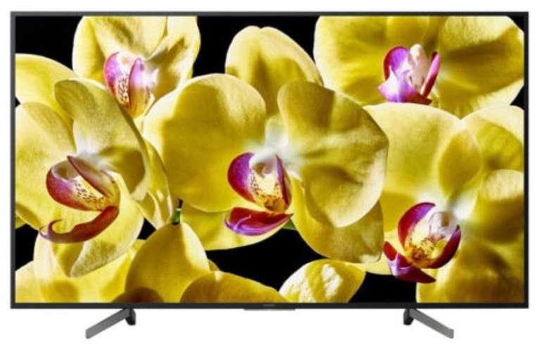 Sony KD-75XG8096 - 75 Zoll 4K Ultra HD Android LED Smart-TV für 969€ inkl. Versand (statt 1.071€)