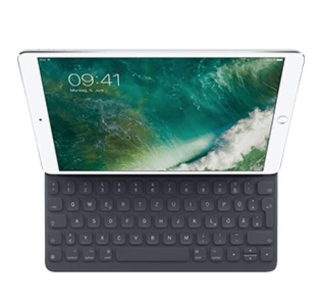 Apple Smart Keyboard (iPad 10.2 / iPad Pro 10.5 / iPad Air 10.5) für 103,99€ (statt 148€)