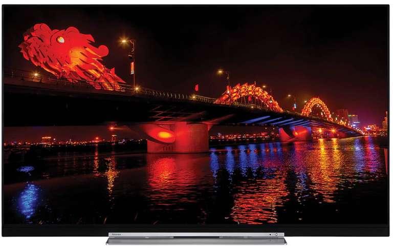 "Toshiba 55U7763DA - 55"" 4K Ultra HD Smart TV für 379,95€ inkl. VSK (statt 570€)"