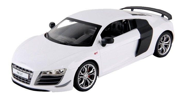 SIVA Audi R8 GT 1:14 2.4 GHz Weiß RTR Ferngesteuertes Auto für 27€ inkl. Versand