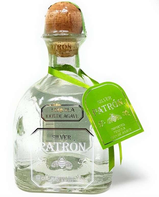 Patrón Silver Tequila (0,7 Liter, 40 % Vol.) für 32,99€ inkl. Versand (statt 41€)