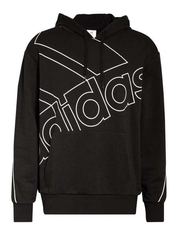 Adidas Giant Logo Hoodie für 25,49€ inkl. Versand (statt 43€)