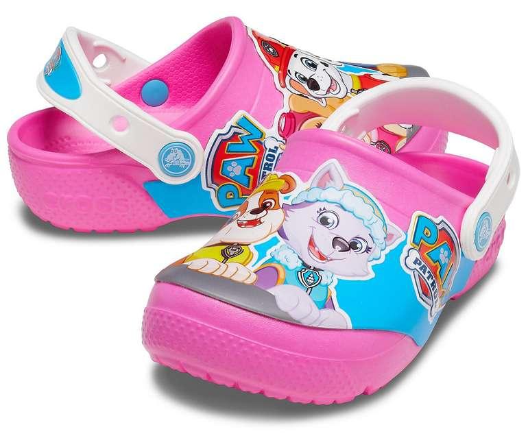 Crocs: 30% auf alles! + VSK frei z.B. Kids' Crocs Fun Lab Paw Patrol™ Clog für 24,49€ (statt 35€)