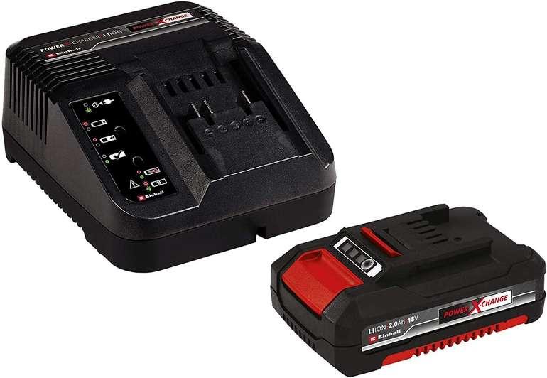 Einhell Starter-Kit Power X-Change für 25,94€ inkl. Versand (statt 46€)