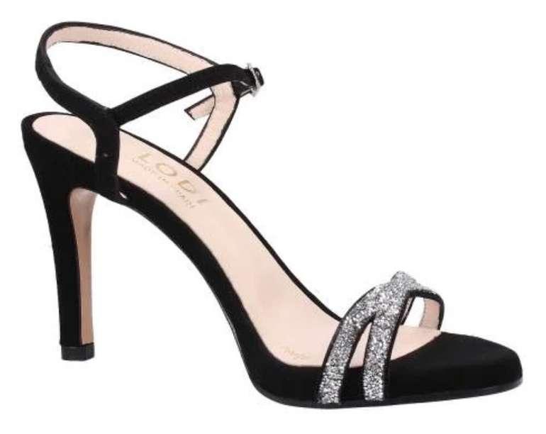 Reno Sale bis -50% + 20% Extra Rabatt ab 50€ - z.B. Lodi Sandale in schwarz für 139,96€ (statt 175€)