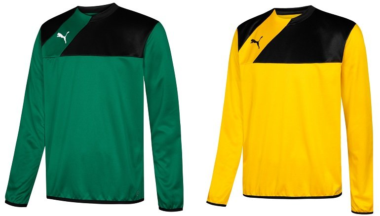 Puma Esquadra Herren Trainings Sweatshirts