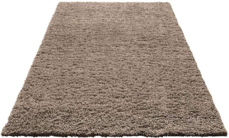 Otto: 20% Rabatt auf Teppiche - z.B. Home Affaire Viva Hochflor-Teppich (90 x 60 x 4,5) für 10,14€ (statt 12€)