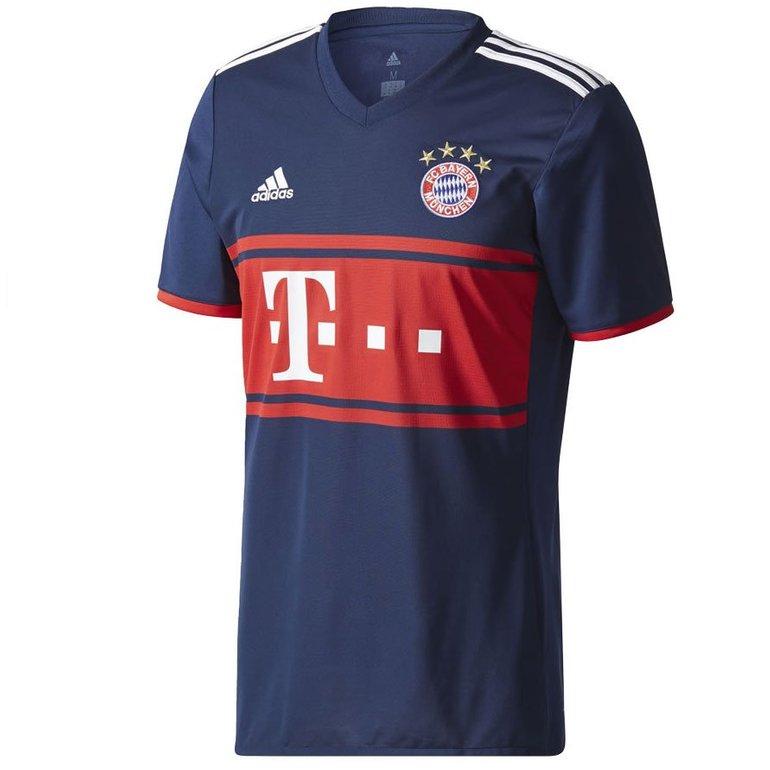 Adidas FC Bayern München Auswärtstrikot 17/18 ab 33,69€ (statt 52€)