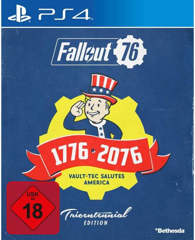 Fallout 76 (Tricentennial Edition) - PlayStation 4 für 11,95€ inkl. Versand (statt 26€)