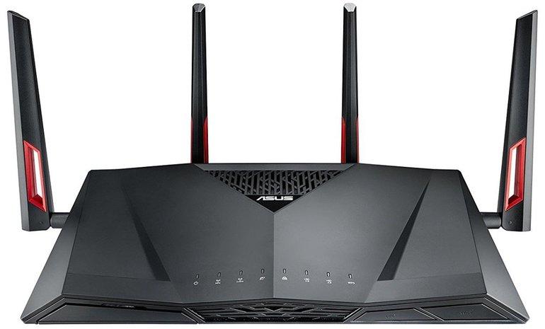 Asus RT-AC88U WLAN-ac-Router für 229€ inkl. Versand (statt 289€)