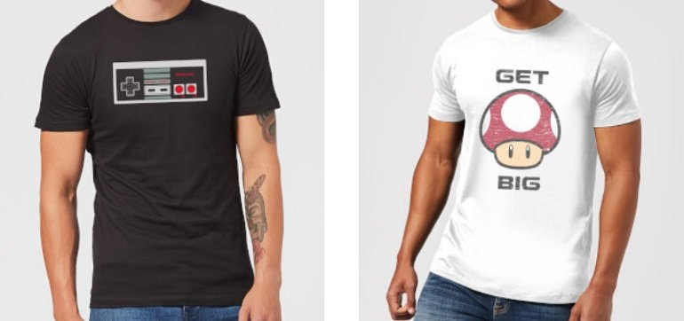 Zavvi Doppelpack T-Shirts