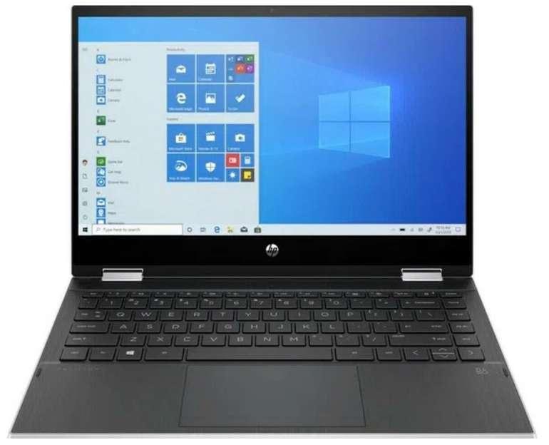 HP Pavilion x360 14 (2020) – 14 Zoll FHD Notebook mit i5, 8GB RAM & 256GB SSD für 499€ (statt 559€)