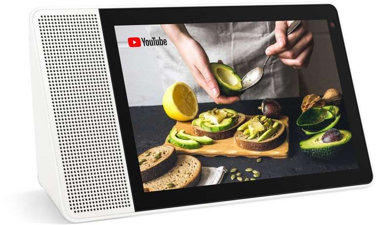 "Lenovo Smart Display mit Google Assistant (10"", FHD IPS Display) für 88€ inkl. Versand (statt 130€)"