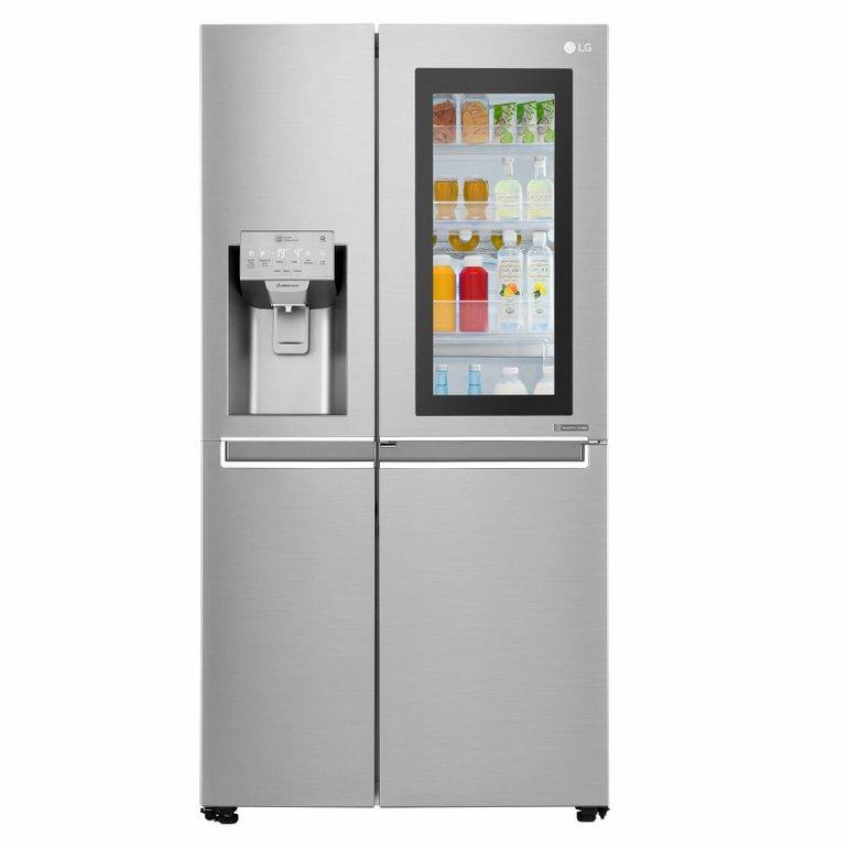 LG GSX 961 NEAZ Side-by-Side Kühlschrank mit InstaView zu 1599,99€ inkl. Versand