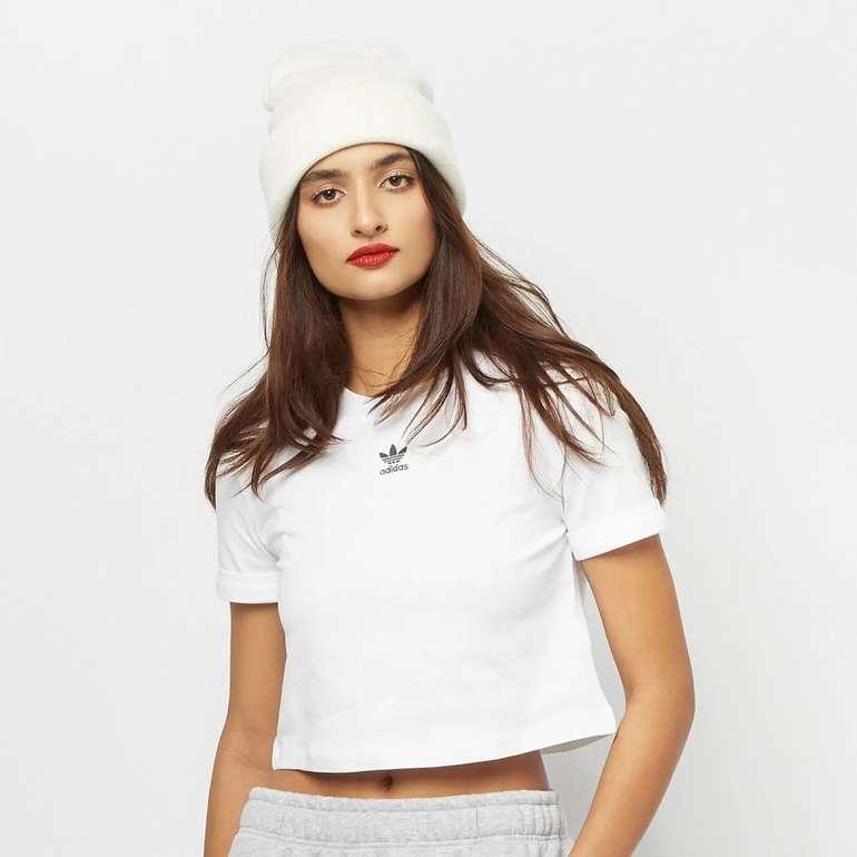 Adidas Originals Cropped Damen T-Shirt für 15,99€ inkl. Versand (statt 20€)