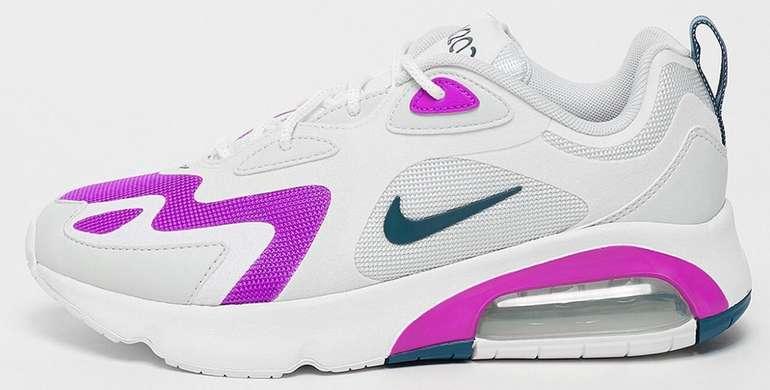 """Nike Air Max 200 Damen Sneaker im """"photon dust/valerian blue/white""""-Colourway für 54,39€ (statt 76€)"""