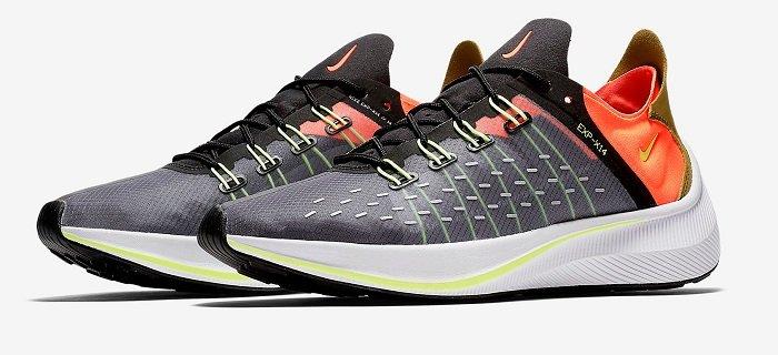 Nike EXP-X14 Herren Sneaker, versch. Farben für 72,78€ inkl. Versand (statt 90€)