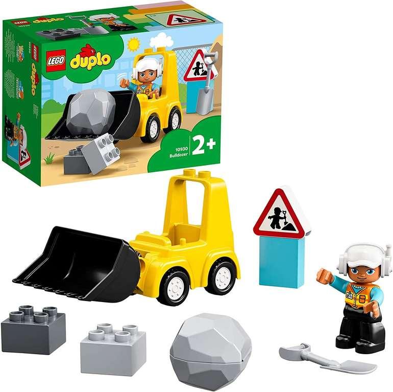 Lego Duplo - Radlader (10930) für 7,22€ inkl. Prime Versand (statt 10€)