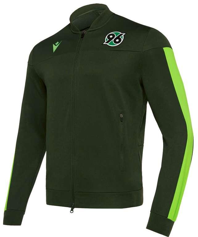 Hannover 96 macron Kinder Trainingsjacke für 19,94€ inkl. Versand (statt 40€)