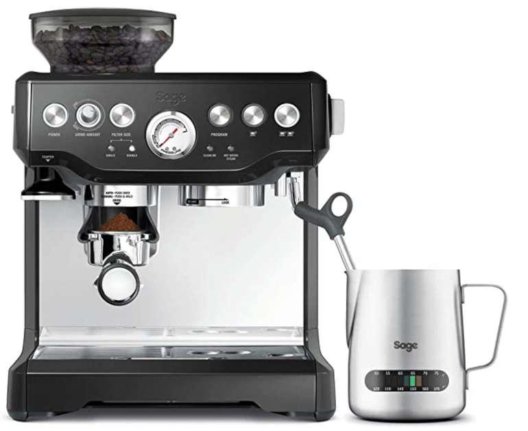 Sage SES875 The Barista Express Espressomaschine in schwarz für 401€ inkl. Versand (statt 534€)