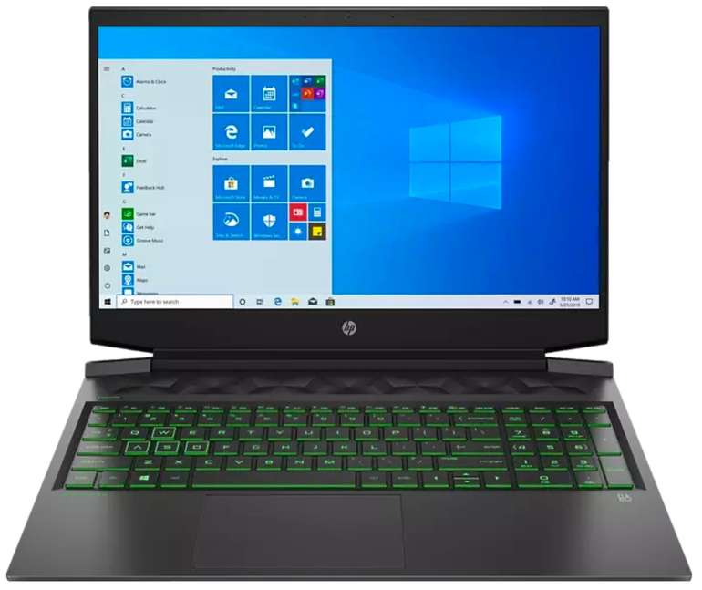 """HP Pavilion 16-a0300ng - 16.1"""" Gaming Notebook (i7, 8GB RAM, 512GB SSD) für je 999,18€ inklusive Versand"""