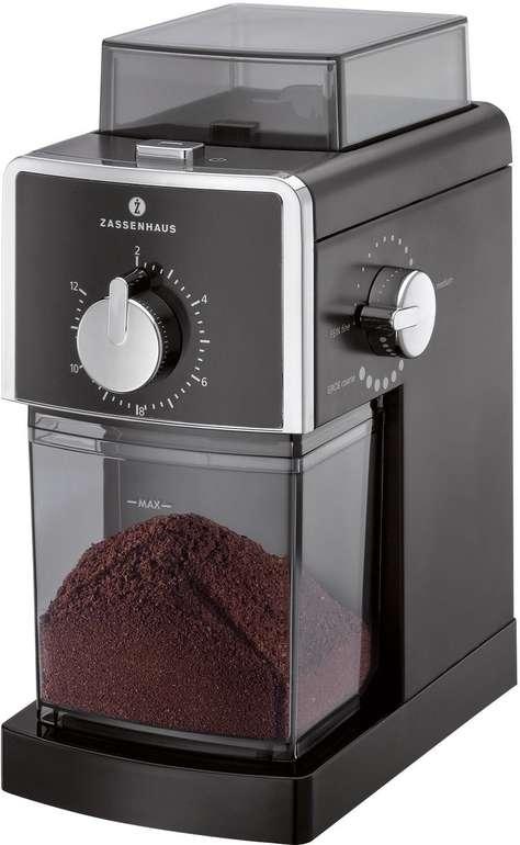 """Zassenhaus elektrische Kaffeemühle """"Diavolo"""" mit 110 Watt für 58,94€ inkl. Versand (statt 66€)"""