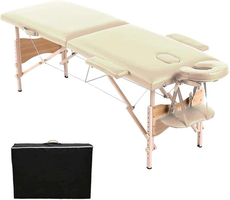 Hengda - verschiedene Massageliegen ab 63,59€ inkl. Versand (statt 106€)