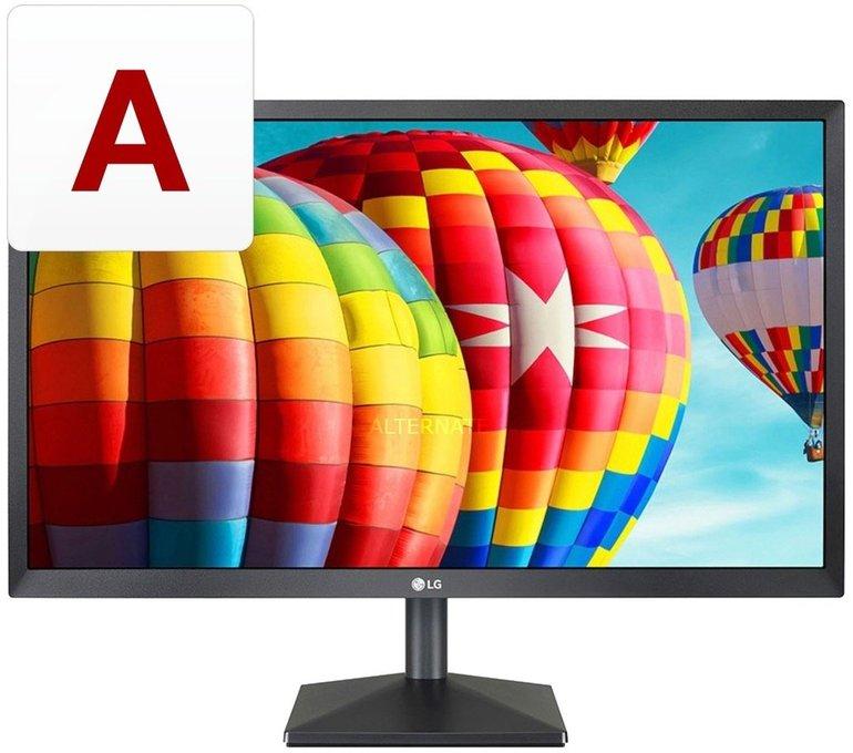 """LG 24MK400H-B 23,8"""" Full HD LED-Monitor (AMD Free-Sync, HDMI) für 95,89€"""