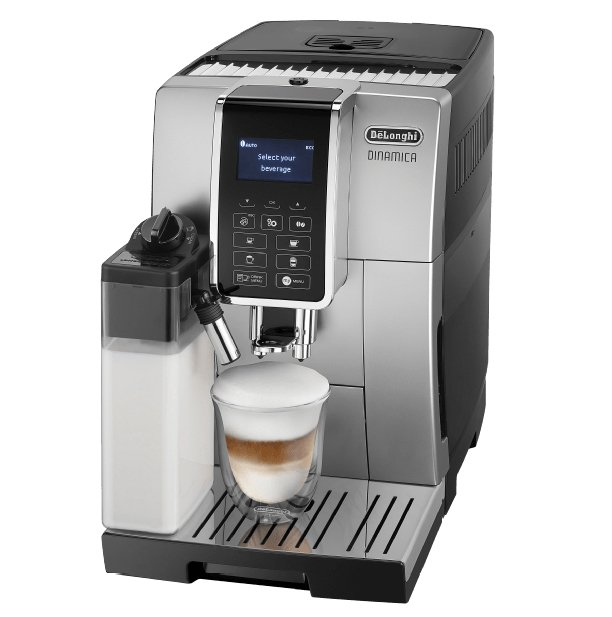 De'Longhi ECAM 352.55.S Dinamica Premium Kaffeevollautomat für 488€