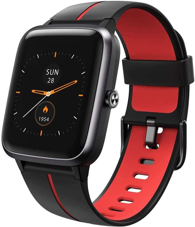 Vigorun Smartwatch (GPS, Fitness-Tracker, 5ATM Wasserdicht) für 15€ inkl. Versand (statt 50€)