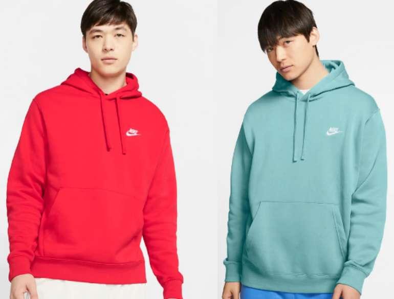 Nike Sportswear Club Fleece Hoodie (vers. Farben) zu je 38,49€inkl. Versand (statt 44€) - Nike Member!