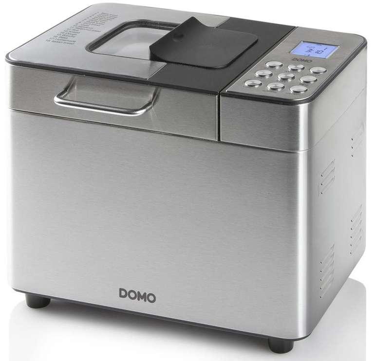 Domo Brotbackautomat B3971 (Timer, Warmhaltefunktion) für 99,41€ inkl. Versand (statt 140€)