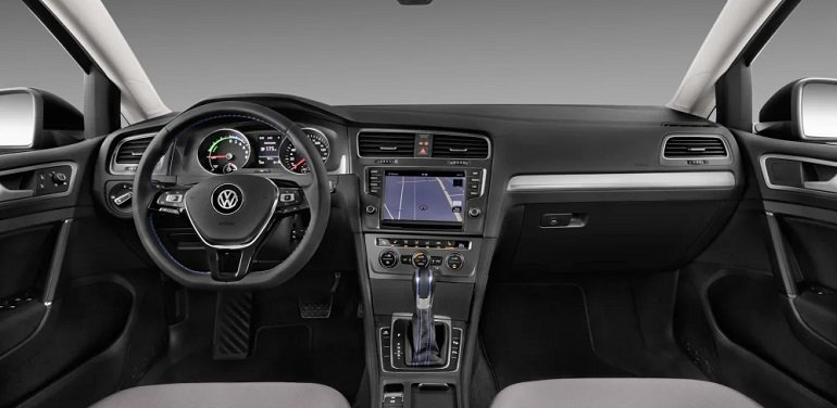 VW e-Golf Leasing 3
