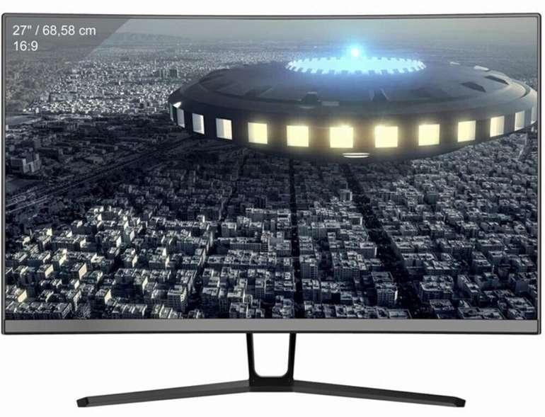 LC Power LC-M27-QHD-144-C Gaming Monitor 68.6 cm (27 Zoll) für 275€ inkl. Versand (statt 330€)