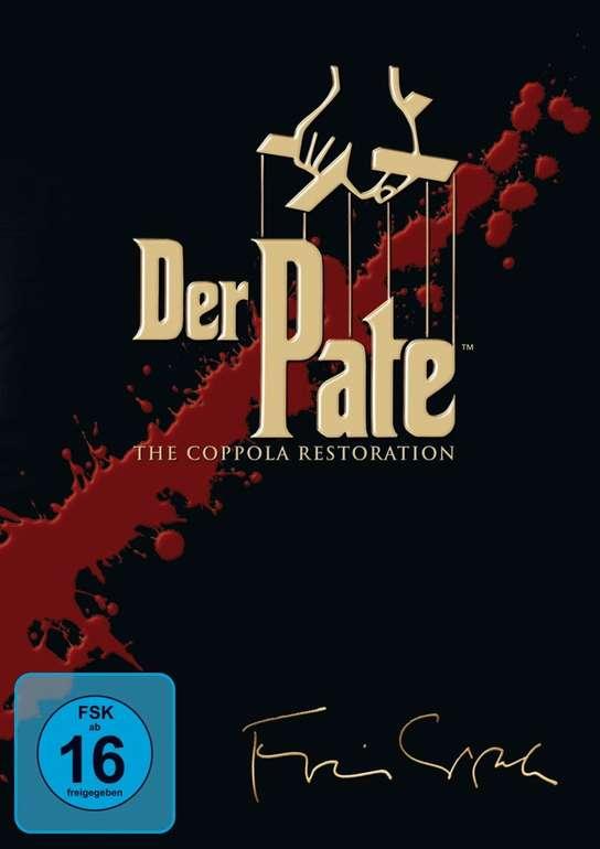 Der Pate - The Coppola Restoration (3 DVDs) für 10,71€ (Abholung)
