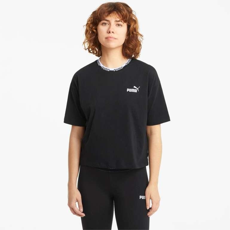 Puma Amplified Damen T-Shirt in 2 Farben für je 13,09€ inkl. Versand (statt 17€)