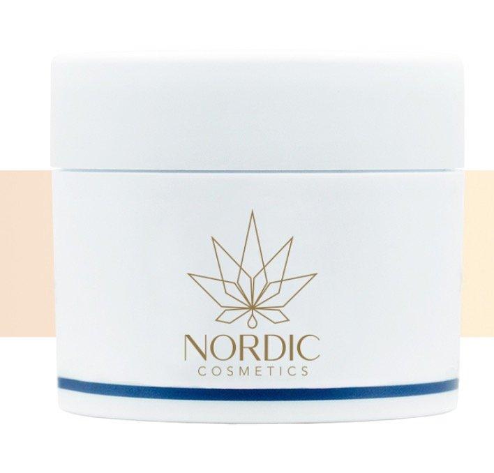 Nordic Cosmetics Nachtcreme mit CBD und Vitamin E für 19,90€ inkl. Versand (statt 39€)
