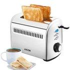Aicok Doppelschlitz-Toaster mit 7 Bräunungsstufen für 18,19€ inkl. VSK (Prime)