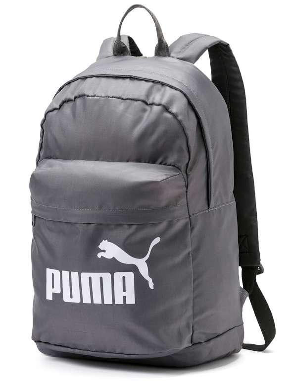 Puma Classic Rucksack in schwarz oder grau ab 10,87€ inkl. Versand (statt 25€)