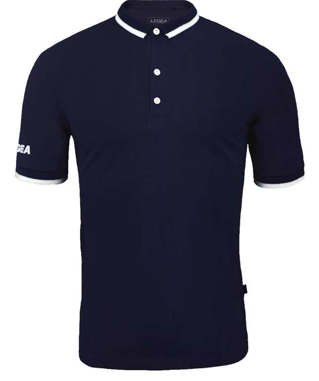 Legea Dacca Freizeit Polo-Shirt (vers. Farben) zu je 13,94€ inkl. Versand (statt 20€)