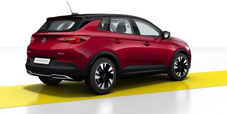 Opel Grandland X Leasing 2